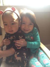 Ha & Nadav's kids (niephews)