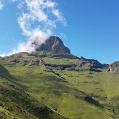 Our big hiking trip to the Drakensberg!