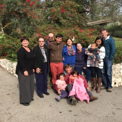 Wonderful trip to Israel!