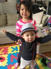 Naomi & Alon, styling...