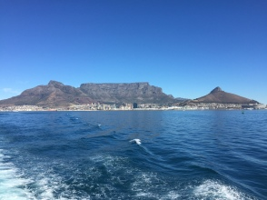 Ferry to Robben Island 1