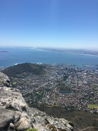 Not bad, Table Mountain!