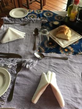 Dinner! Just lovely...