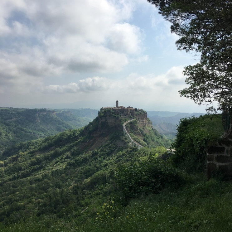 The incredible Civita di Bagnoregio