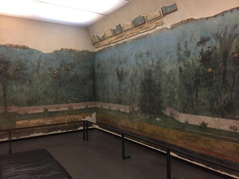 Beatiful fresco!