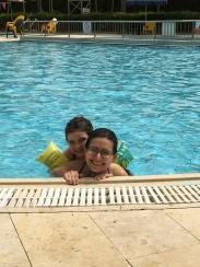 Pool time fun!!
