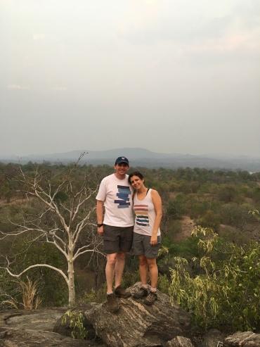 Aww... <3 My favorite safari partner...