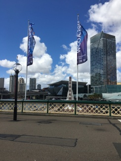 Darling Harbor was quite darling!