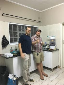 Andy & David!