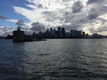 View of Sydney!