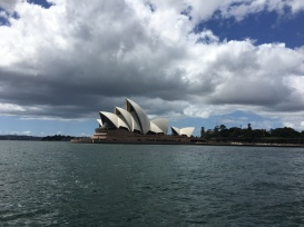 Be prepared for lots and lots of pictures of the Opera House...