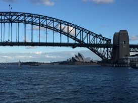 Sydney Harbor Bridge 6