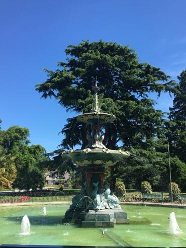 Pretty fountain!