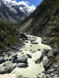 Hooker Valley Walk 2