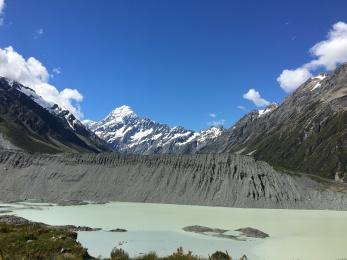 Woah! Look at that crazy glacier water!