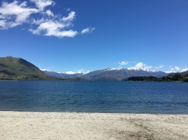 Lake Wanaka is beautiful!