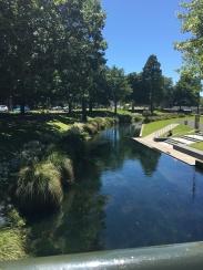 Christchurch is like Amsterdam!!