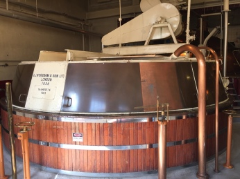Speight's Brewery Tour 6