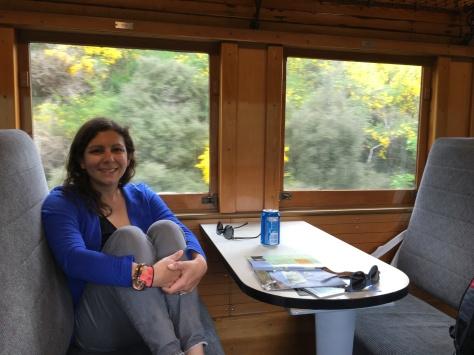 Taieri Gorge Railway 11